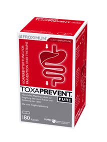 FROXIMUN TOXAPREVENT pure Kapseln